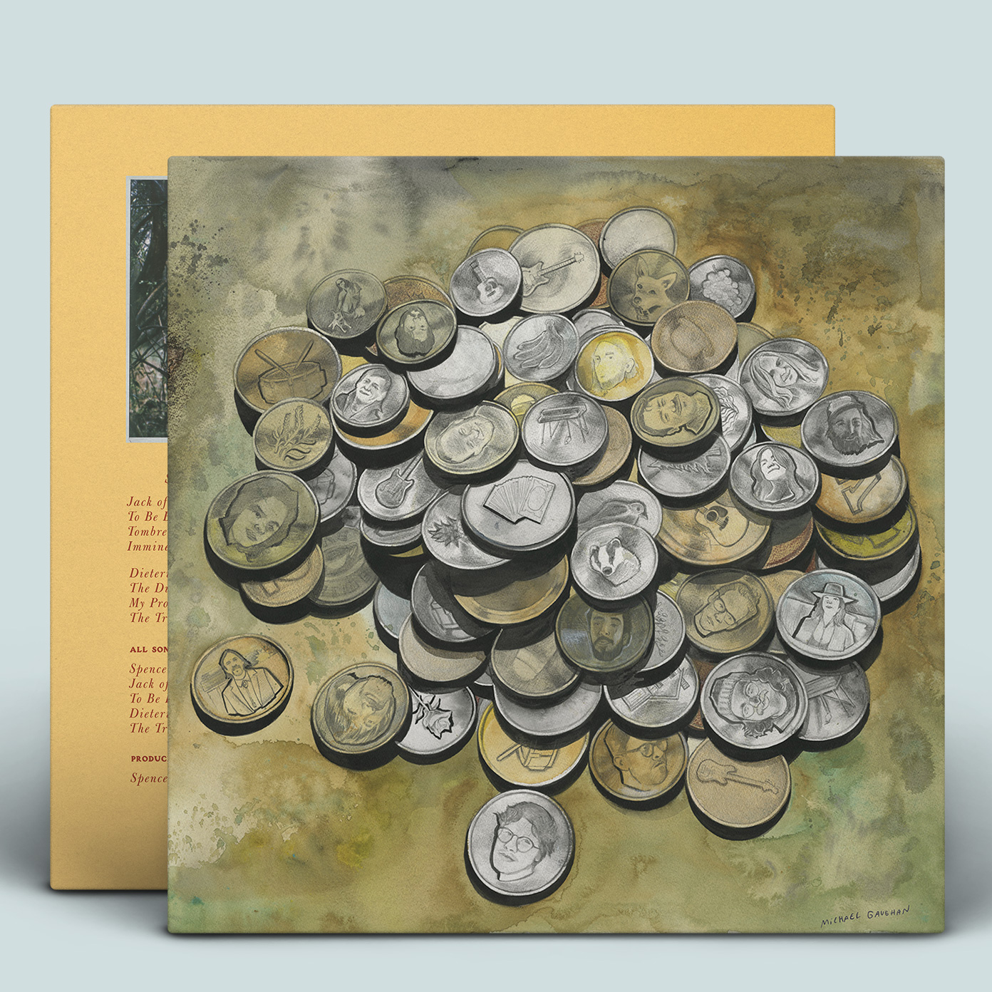 Spencer Cullum's Coin Collection LP 2