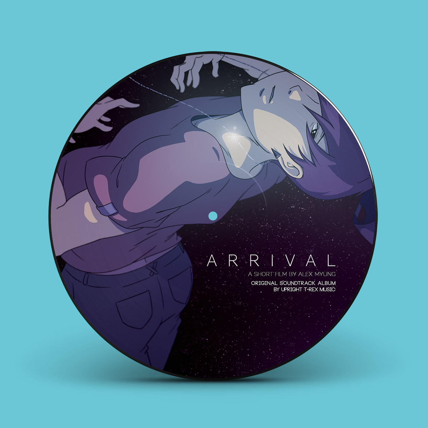 Arrival (Short Film Sounudtrack) - Picture Disc