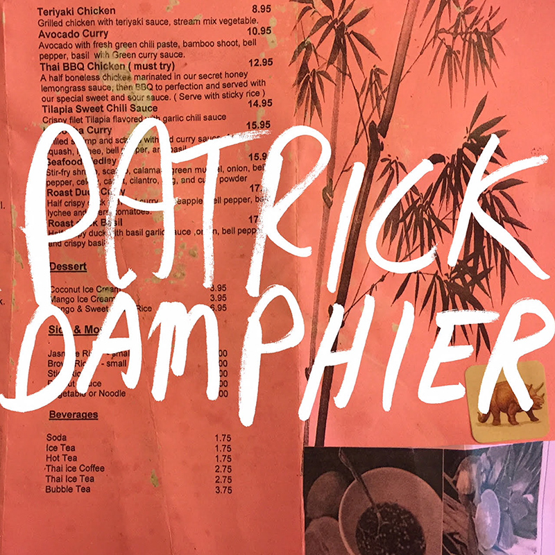 Patrick Damphier - Under My Door