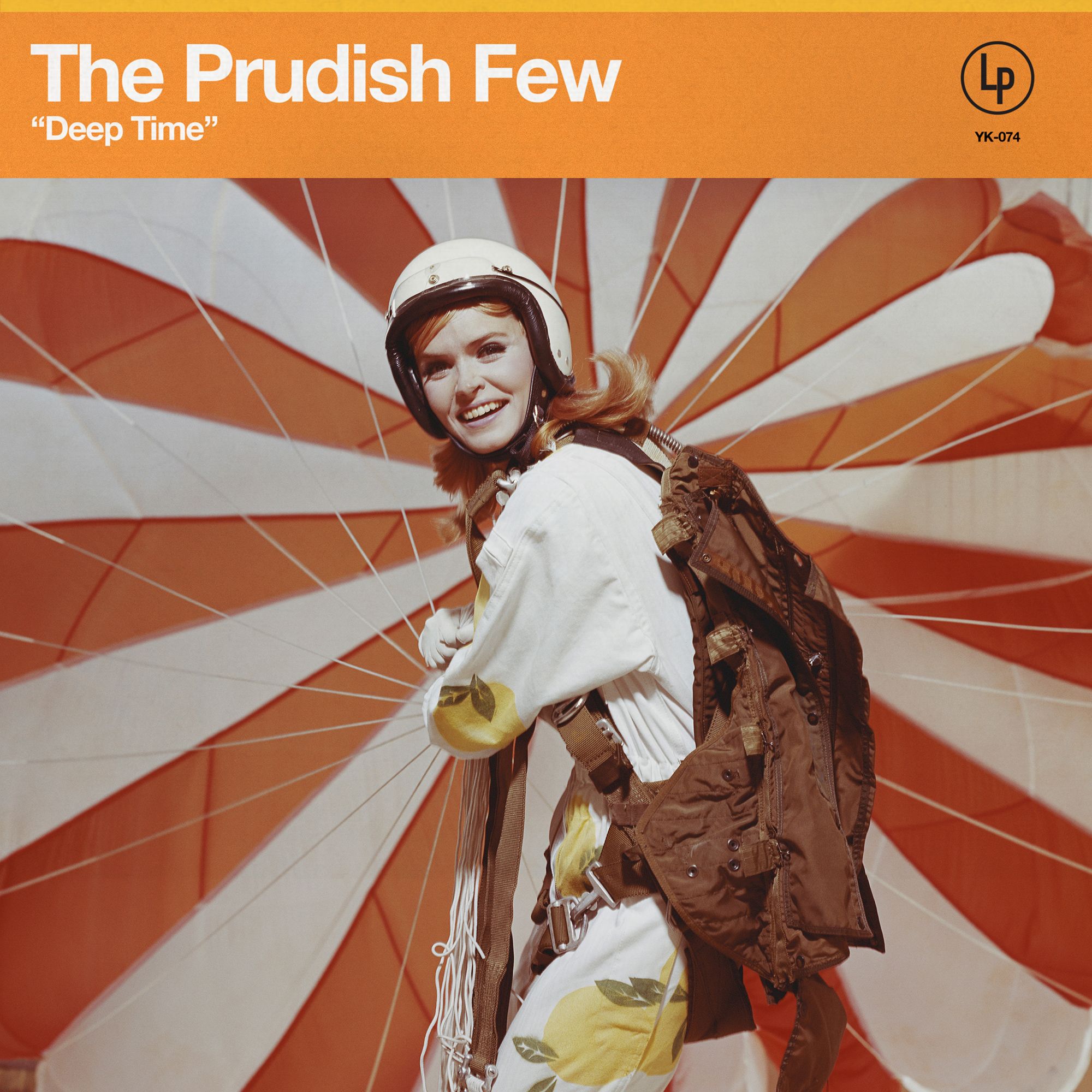 The Prudish Few - Deep Time