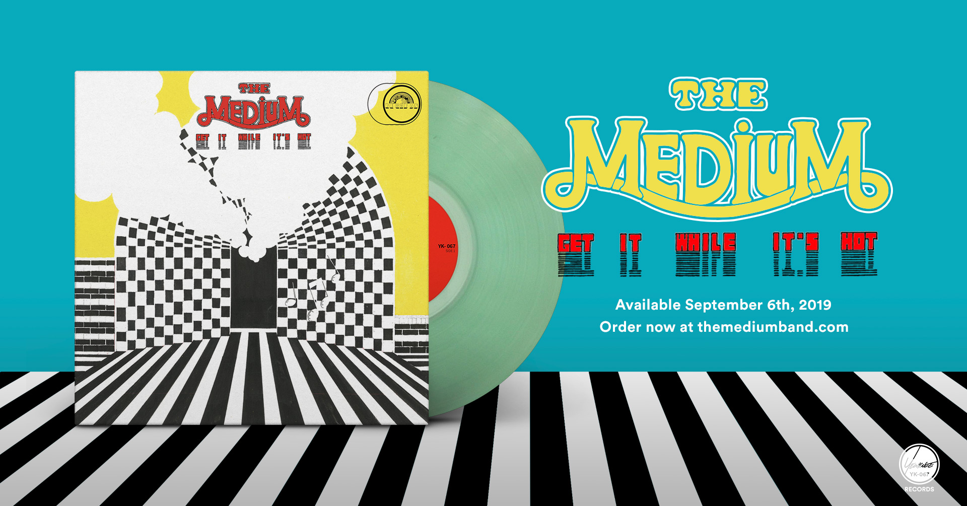 The Medium — Get It While It's Hot — yk records