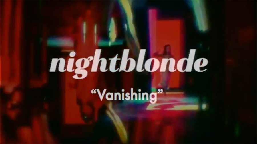 Nightblonde - Vanishing