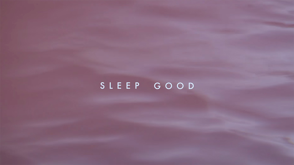 Sleep Good - X