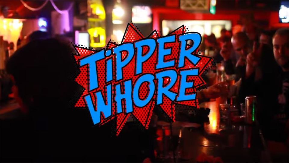Tipper Whore - Tipper Whore Party Program