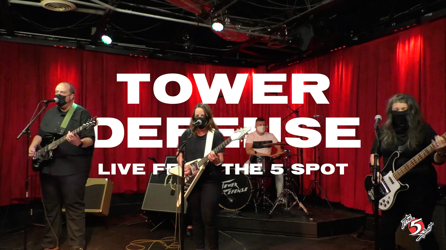 Tower Defense -- Live from The 5 Spot